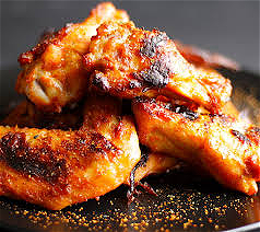 Foto Terriyaki Chicken Wings 5st