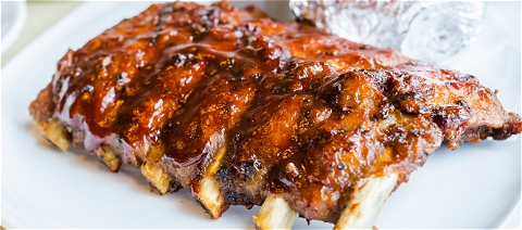 Foto Honey Spare Ribs ( voorgerecht )