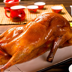 Foto Cantonese roasted duck